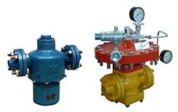 Регуляторы давления газа прямого действия РД-25, РД-40, РД-50, РД-80, РД-100
